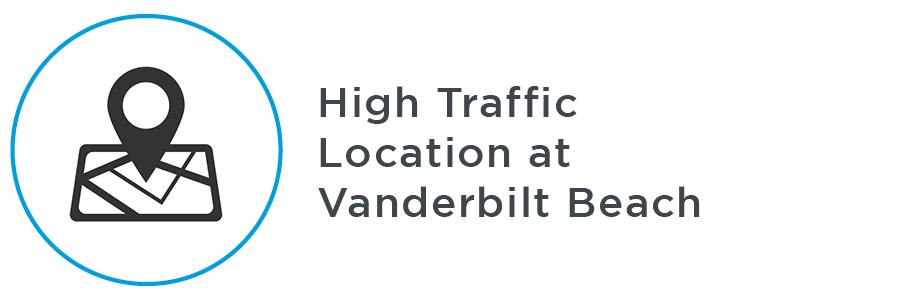 High Traffic Location
